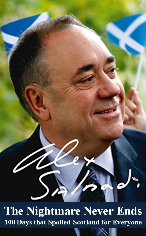Alex Salmond biography renamed