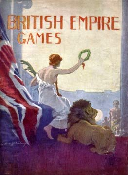 The British Empire Games 1934