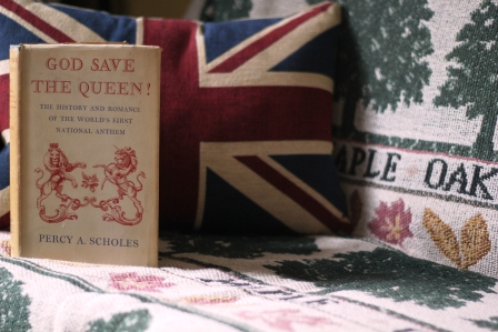 God Save the Queen Book by Percy A Scholes
