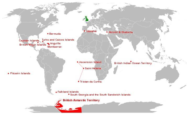The British Overseas Territories