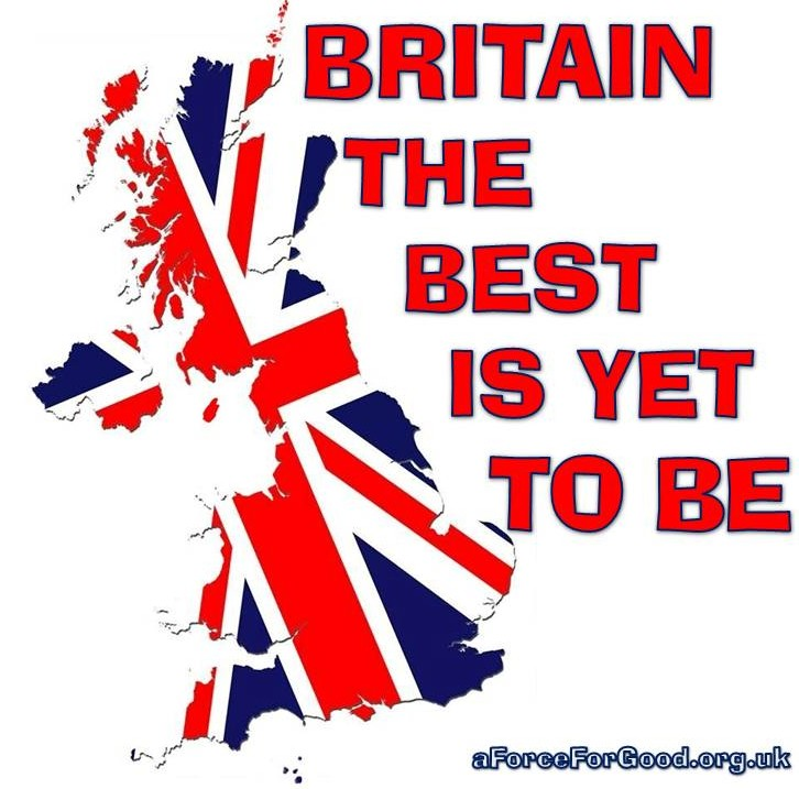 Britain The Best is Yet to Be