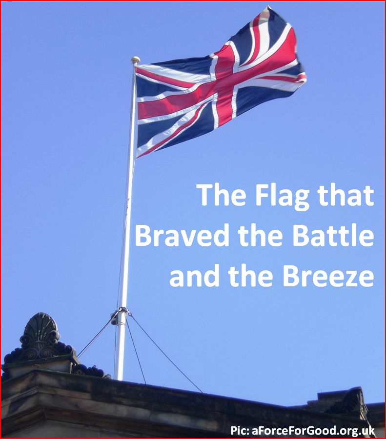 The Union Jack: The Flag that Braved the Battle and the Breeze