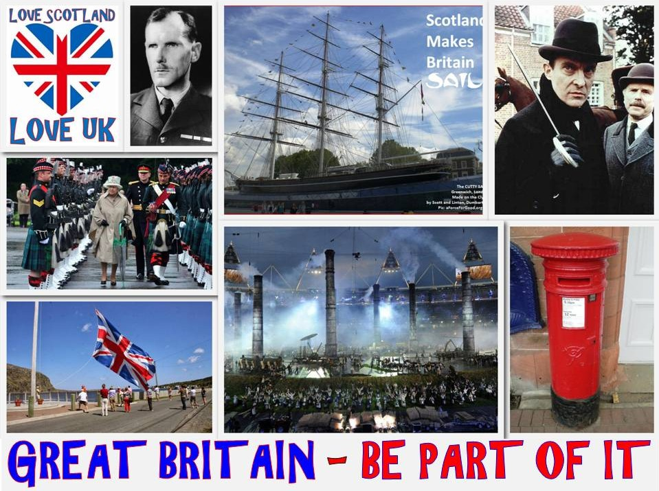 Great Britain – Be Part of It