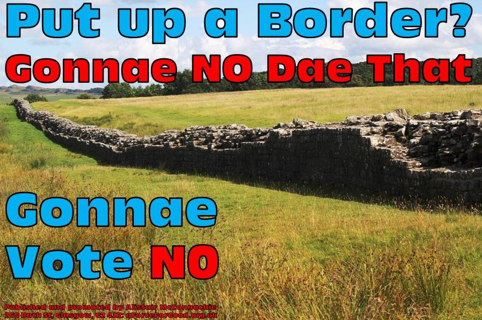 Put up a Border? Gonnae NO Dae That Design 8