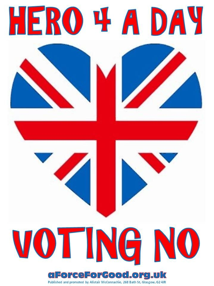 Hero 4 a Day. Voting No.