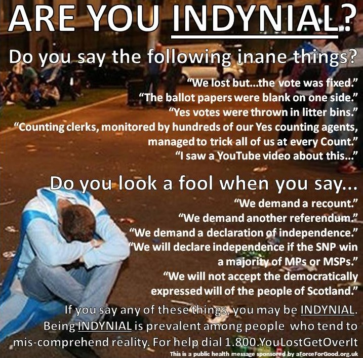 Are you Indynial?