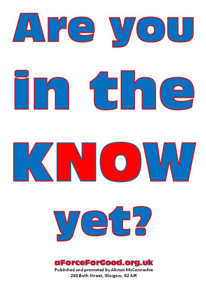Are you in the Know yet?