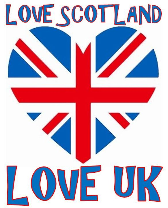 Love Scotland Love UK