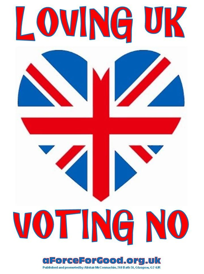 Loving UK. Voting No.