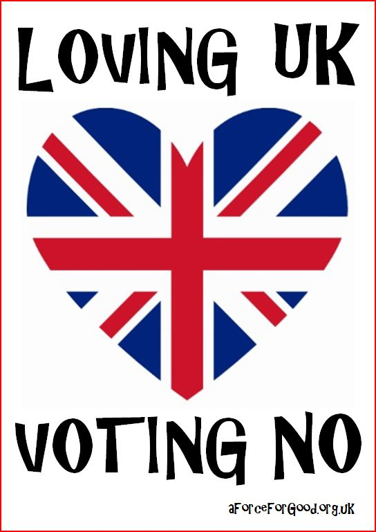Loving UK Voting No