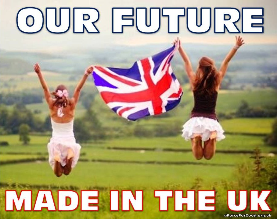 Our Future. Made in the UK