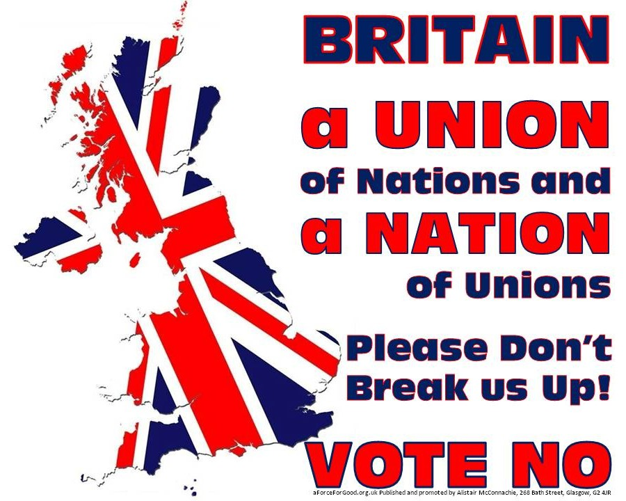 The UK is a Union of Nations and a Nation of Unions