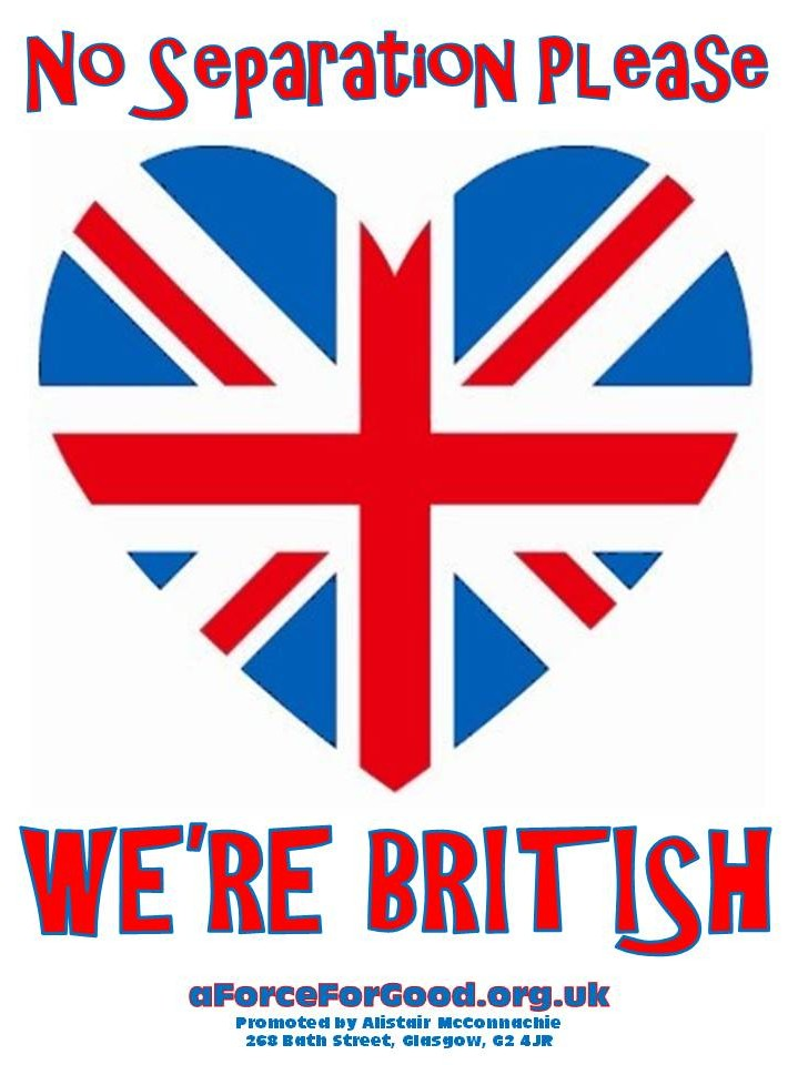 No Separation Please. We're British.