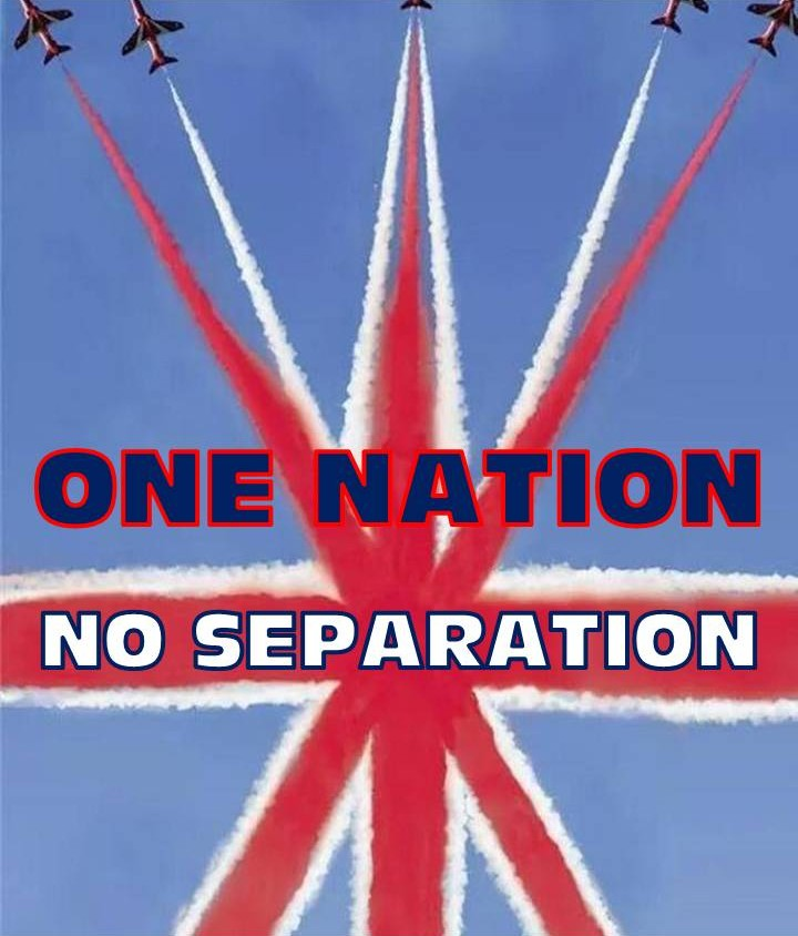 One Nation. No Separation.