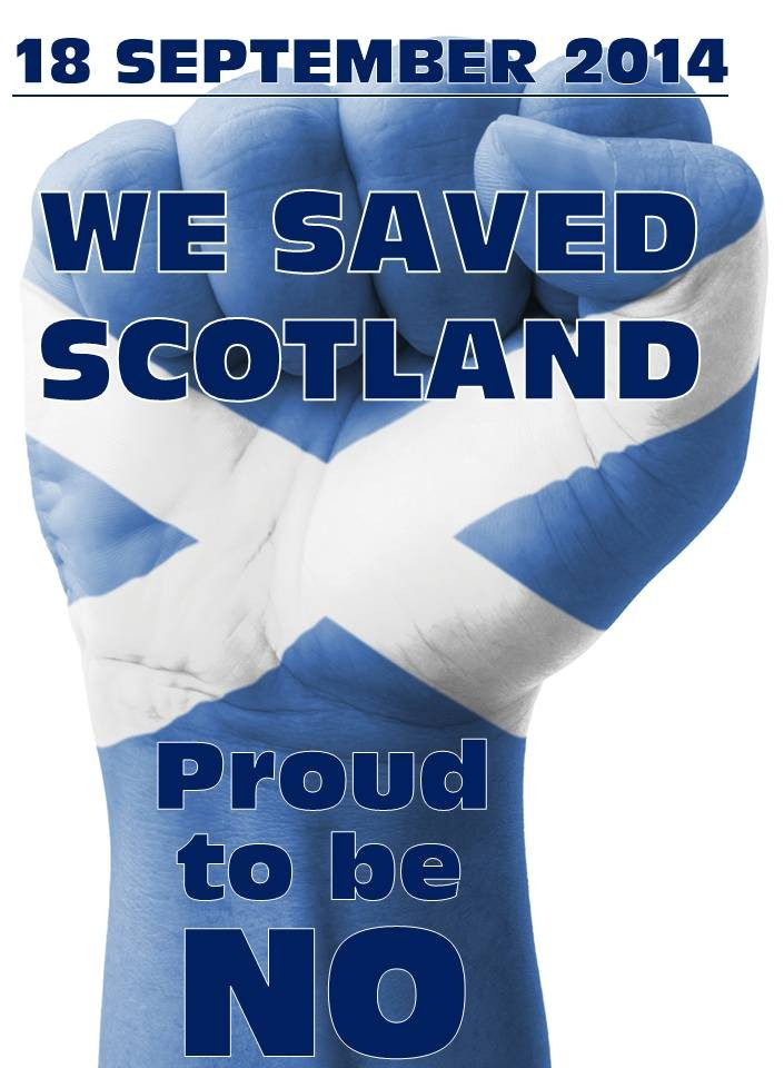 We Saved Scotland