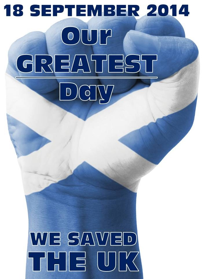 Our Greatest Day We Saved the UK