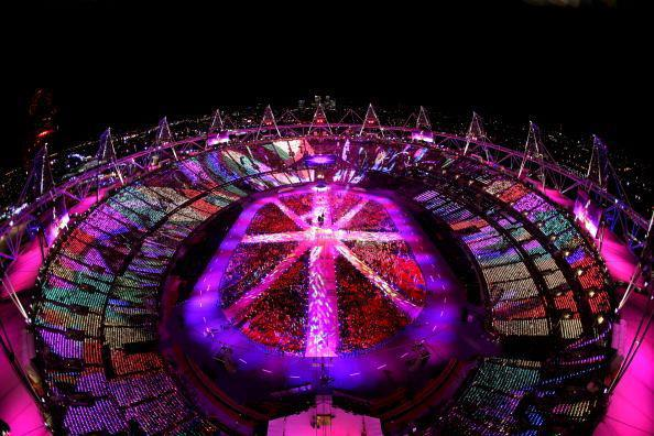 Closing Ceremony London 2012, 12-8-12