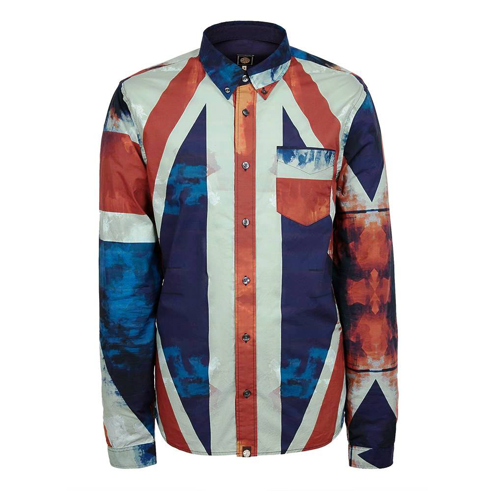 Union Jack Shirt from Pretty Green
