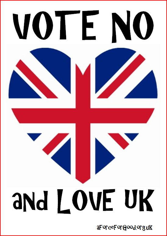 Vote No and Love UK